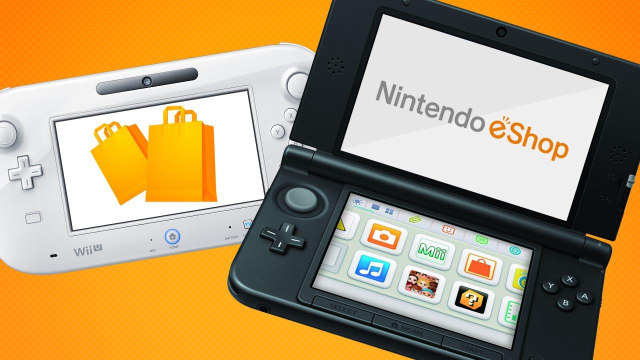 Atualização da Nintendo eShop da semana