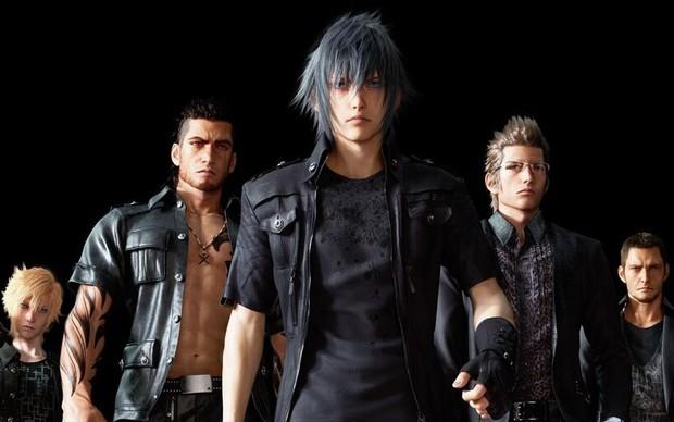 Final Fantasy XV recebe edição limitada