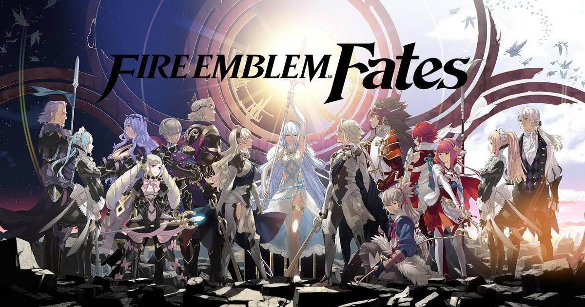 Novo trailer de lançamento de Fire Emblem Fates