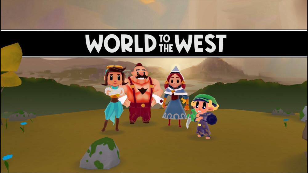 World to the West é anunciado pela Rain Games
