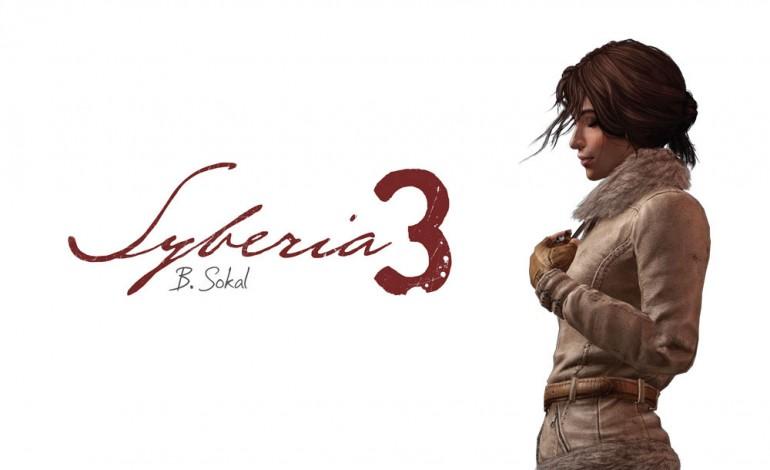 Novo trailer de Syberia 3