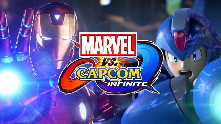 Confira um novo gameplay de Marvel vs Capcom Infinite