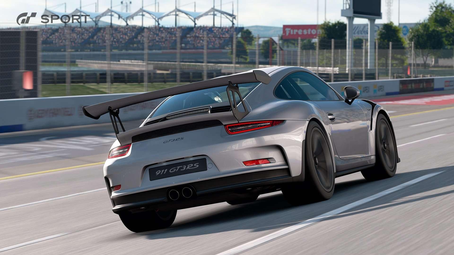 Gran Turismo Sport ganha nova gameplay