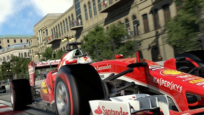 F1 2017 anunciado para PC, Xbox One e PS4