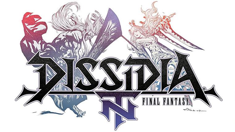 Confira o primeiro trailer de Dissidia: Final Fantasy NT.